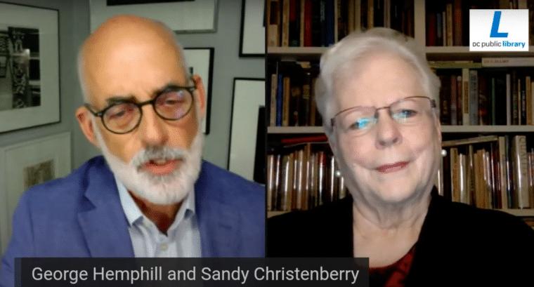 George Hemphill and Sandy Christenberry