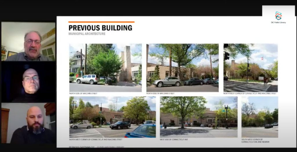 A New Library for Cleveland Park Webinar